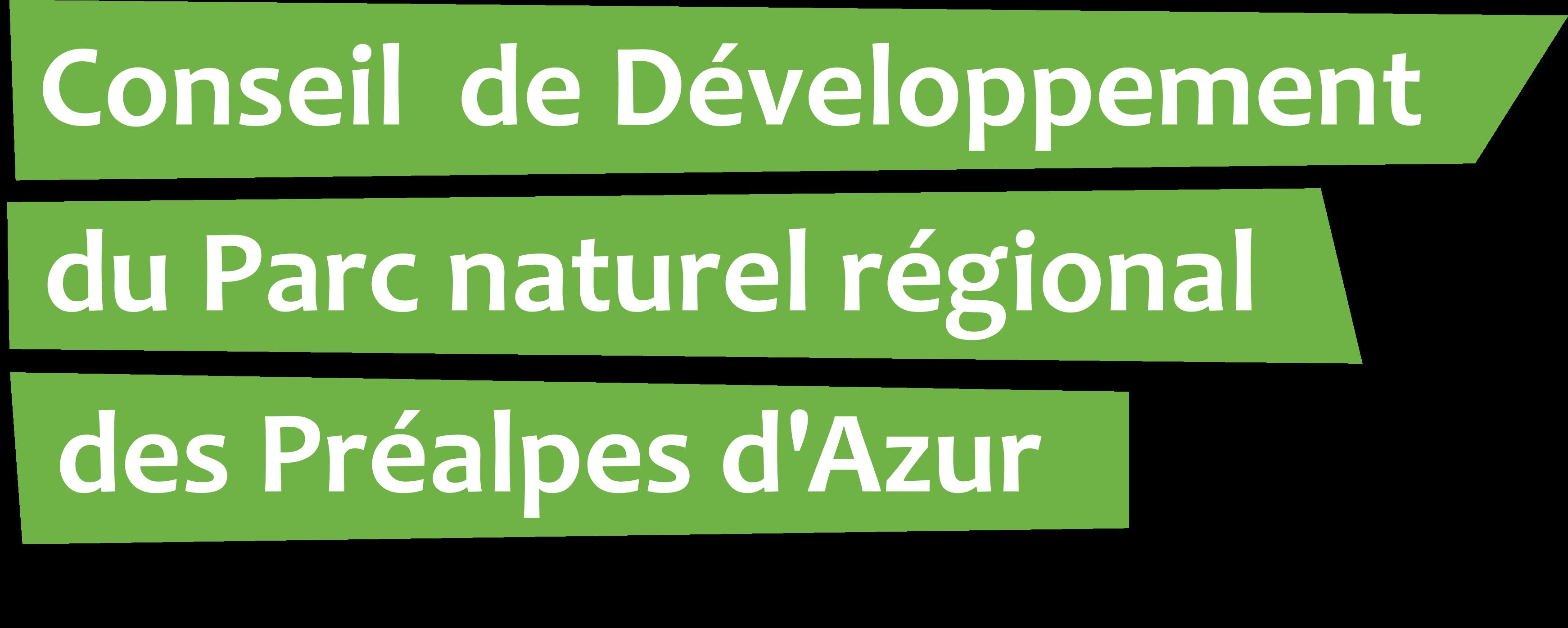 Conseil de Développement du Parc naturel régional des Préalpes d'Azur
